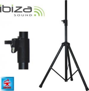 Ibiza Sound SS-03 σιδερένια βάση ηχείου μαύρη
