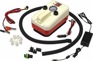 """Ηλεκτρική τρόμπα αέρος """"BRAVO 20"""" Διαστασεις 220 X 320 X 220mm (Συσκευασμενη) 01174"""