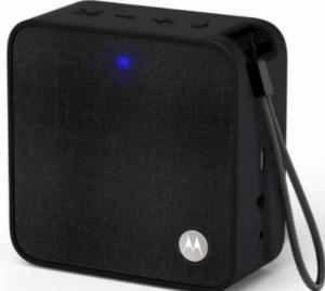 Motorola Sonic Boost 210 Φορητό ηχείο Bluetooth (μαύρο)