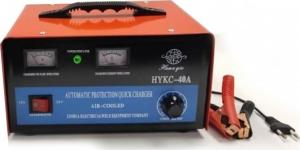 HYKC-40 Φορτιστής Μπαταρίας Αυτοκινήτου High Speed Batteries Charger 12V-24V 40A