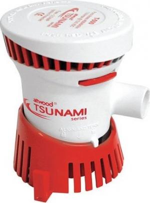 Tsunami 500GPH-12v. Αντλία σεντίνας