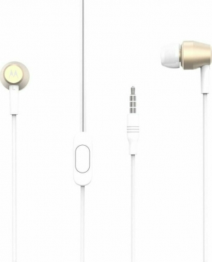 Motorola PACE 200 BL/G White Gold In ear ακουστικά ψείρες Hands Free
