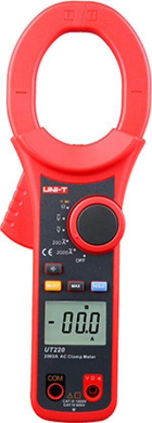 UNI-T UT-220.Ψηφιακή Αμπεροτσιμπίδα