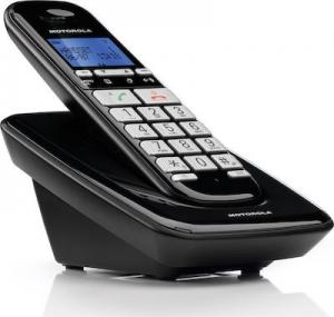 Motorola S3001 BLACK (Ελληνικό Μενού) Ασύρματο τηλέφωνο