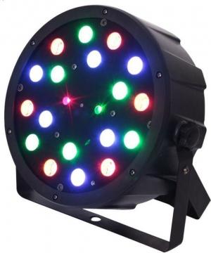 Ibiza light ledpar-las φωτιστικό με led λέιζερ