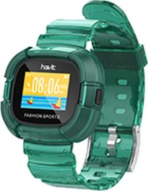 Havit M90 Green Activity Tracker Ρολόϊ Σε Πράσινο Χρώμα