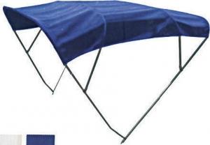 SUMAR Τέντα ΙΝΟΧ. Μπλε με 4 Στηριγματα 1.85m
