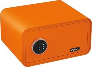 Olympia GOSAFE200 C GR Πορτοκαλί Χρηματοκιβώτιο με ηλεκτρονική κλειδαριά 24 x 43 x 36 cm