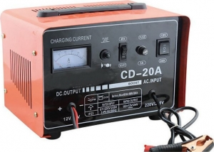 CD-20A Φορτιστής Μπαταρίας Αυτοκινήτου 12V/24V