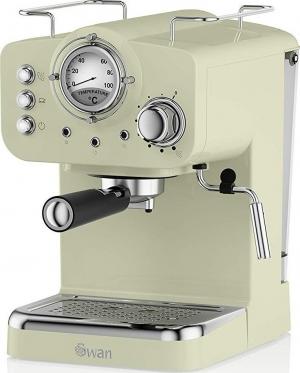 Swan SK22110GN Pump Espresso Coffee Machine – Πράσινο