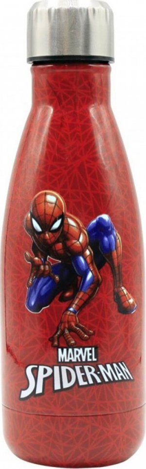 Puro Disney Bottle Spiderman 500ml – Κόκκινο