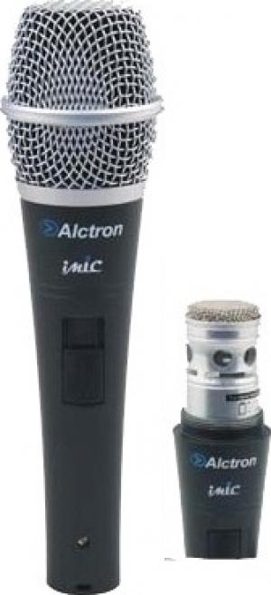 Alctron IMIC πυκνωτικό μικρόφωνο με μπαταρία