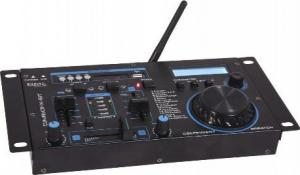 Ibiza DJM-160FX-BT μίκτης 2 καναλίων με 16 DSP Effets.