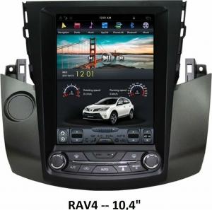 Bizzar Toyota RAV4 Tesla 10.4″ Navigation