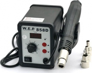 BAKU BK-858D Σταθμος θερμου αερα