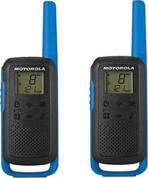 Motorola TALKABOUT T62 Walkie Talkie Μπλε 8 km