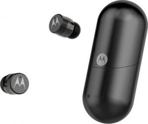 Motorola Verve Buds 400 Μαύρο αδιάβροχα ασύρματα Bluetooth ακουστικά