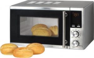 First Austria FA-5002-3 Inox φούρνος grill 900 W και μικροκυμάτων 20 L 700 W