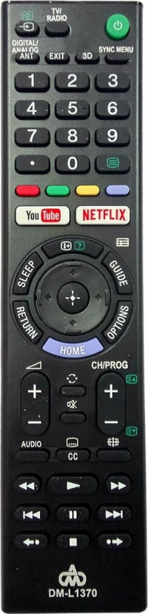 DM-L1370 Universal τηλεχειριστήριο SONY