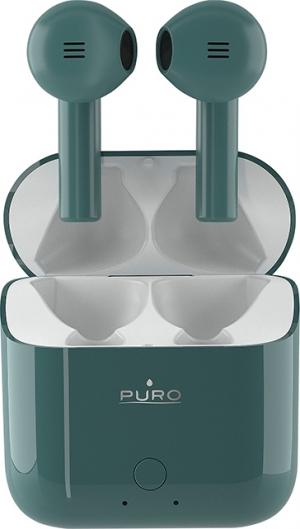 Puro Icon Pods Earbud Bluetooth Handsfree Πράσινο