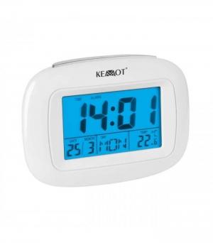 Kemot DM-3219 Ψηφιακό Ρολόι Ξυπνητήρι Θερμόμετρο Ημερολόγιο