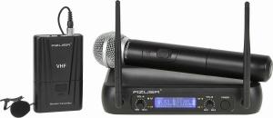 Azusa WR-358LD Μικρόφωνο VHF Dual Channel