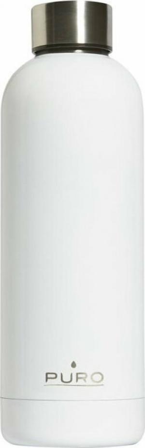 Puro Hot Cold Bottle 500ml – Άσπρο