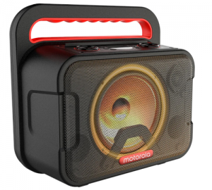 Motorola Sonic Maxx 810 Φορητό αδιάβροχο Bluetooth 5.0