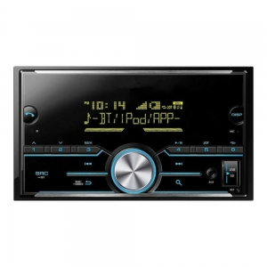 FOUR Mobile 4-MP400BTi.2 DIN Radio-USB-BT 4x45w