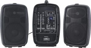Ibiza combo 208-VHF φορητό ηχοσύστημα 8''.