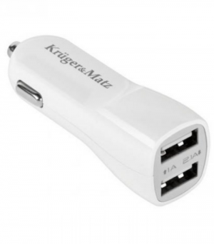 Kruger & Matz Car charger & cable Micro USB KM0018