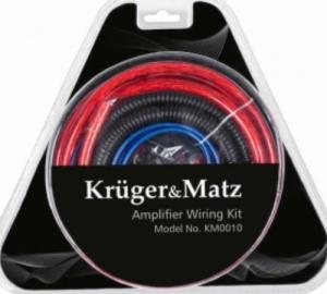 Kruger&Matz  KM-0010.Κιτ Καλωδιων 4G