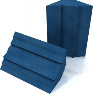 EQ Acoustics Project Trap – Blue Ηχοαπορροφητικό [Μπασοπαγιδα] Αφρού 60cm x 30cm x 30cm [2Τεμχ]