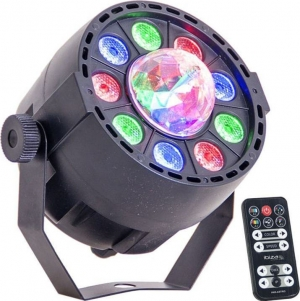 Ibiza LIGHT PAR-ASTRO φωτιστικό led 2 σε 1