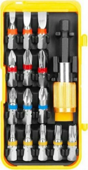 Rebel RB-1112 Σετ κεφαλών 15 τμχ (διάφορα χρώματα)