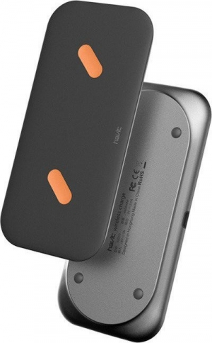 Havit H340 Φορητός Ασύρματος Φορτιστής  (Black)