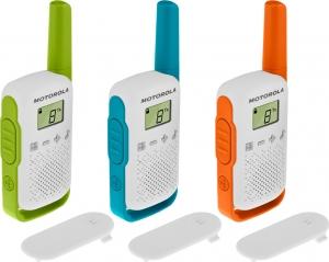 Motorola TALKABOUT T42 Τριπλό Walkie Talkie 4 km