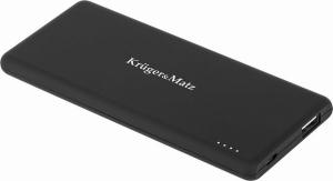 Kruger & Matz KM0209 5000mAh Μαύρο Powerbank