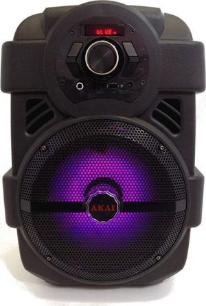 Akai ABTS-808L φορητό ηχείο bluetooth με μικρόφωνο
