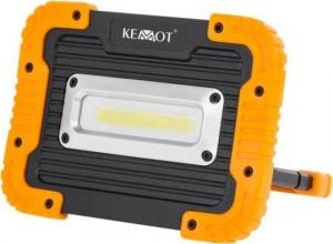 KEMOT  Προβολέας μπαταρίας με καλώδιο USB 10W 4000K