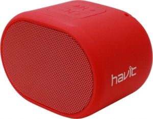 Havit HV-SK592BT Red Ηχείο Bluetooth