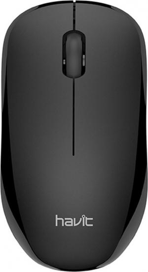 Havit HV-MS66GT Black Ασύρματο Ποντίκι