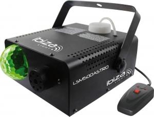 Ibiza LSM500ASTRO 2-σε-1 Μηχανή ομίχλης με φωτιστικό εφέ ASTRO