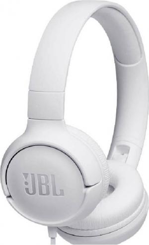 JBL Tune 500 White Ακουστικά