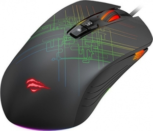 Havit MS1019 RGB Gaming Ποντίκι