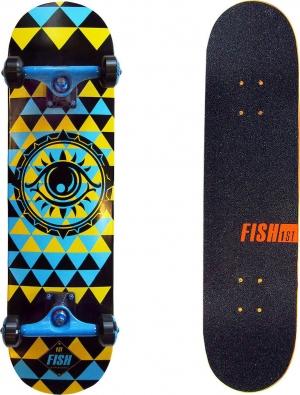Skateboard 31'' The Eye Fish