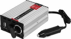Βlow DM-58-621.Μετατροπεας 24V/12V-15Α. Με θυρα USB.