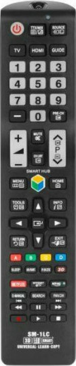 PIL1040 Universal τηλεχειριστήριο για τηλεόραση LED/LCD Samsung