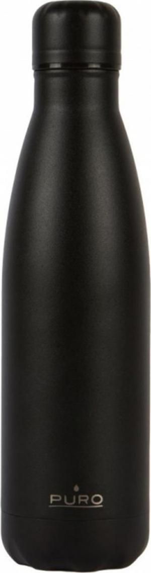 Puro Icon Bottle 500ml – Μαύρο