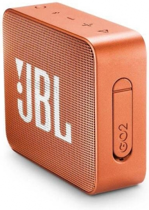 JBL Go 2 Coral Orange Φορητό ηχείο Bluetooth